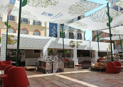 Caseta de San Miguel en la Feria de Málaga 2018