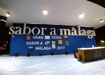 Feria Sabor a Málaga