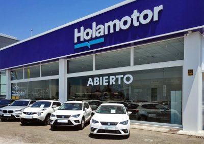 Nuevo concesionario Holamotor Córdoba