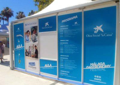 Málaga Gastronomy Festival 2017-2019