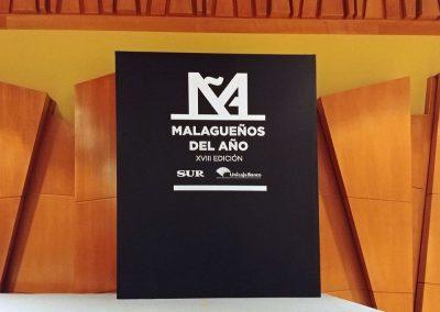 Premios Malagueños del Año 2017
