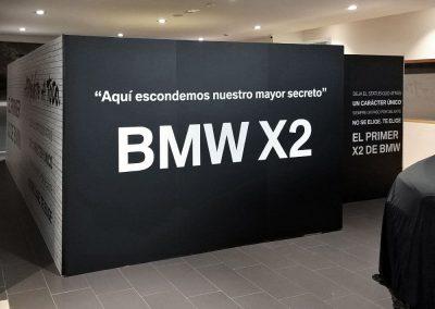 Presentación del BMW X2 del Grupo Safamotor