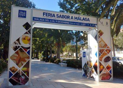 Gran Feria de Sabor a Málaga 2016-2019