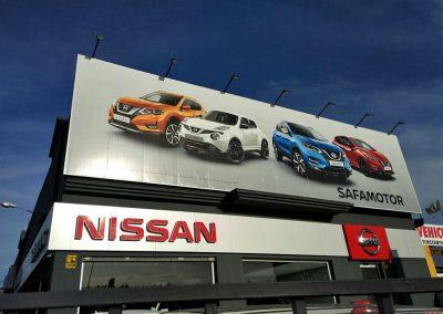 Nuevo concesionario Nissan Safamotor en Velez-Málaga