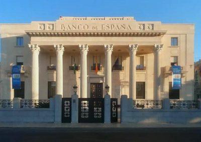 Sede del Banco de España en Málaga