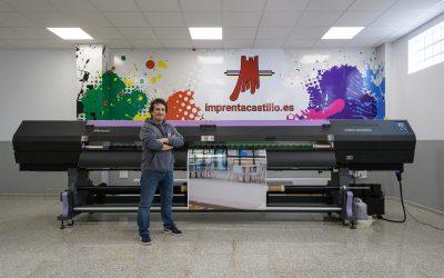 Nueva máquina de producción de alta capacidad