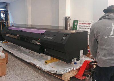 Imprenta Castillo adquiere una Mimaki SWJ-360EA
