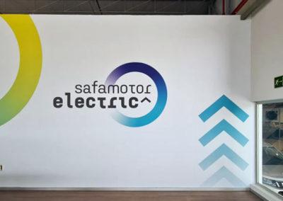 Safamotor Electric interior